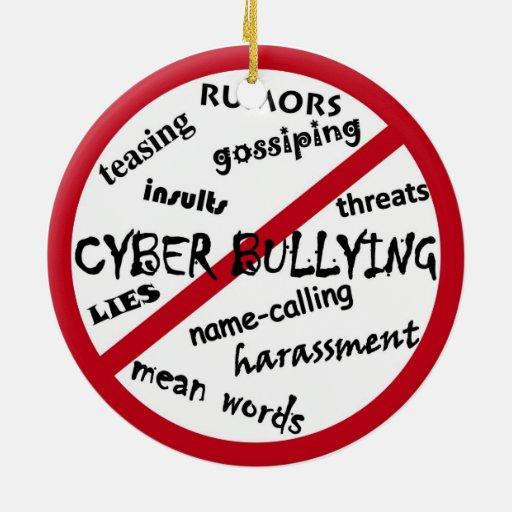 Pare tiranizar cibernético adorno