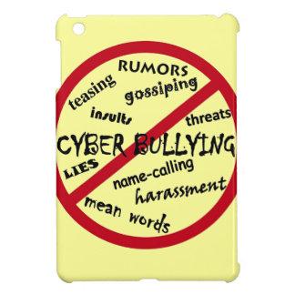 Pare tiranizar cibernético iPad mini funda