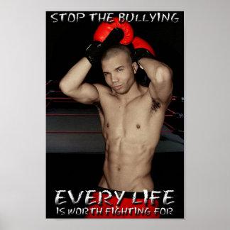 Pare tiranizar póster