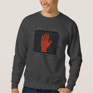 Pare y hable con la mano jersey