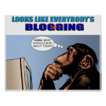 Parece todos el poster Blogging