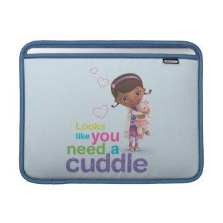 Parece usted necesitan una abrazo fundas macbook air