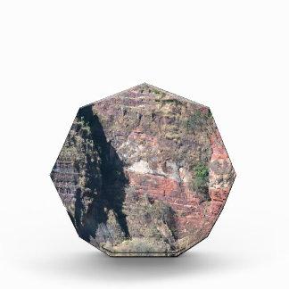 Pared de la roca en Etiopía