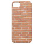 pared de ladrillo (roja) iPhone 5 Case-Mate cárcasas