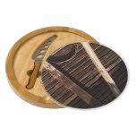 Pared de madera del granero de los tablones de