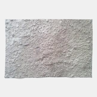 pared de piedra toallas de mano