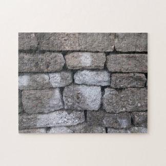 Pared de piedra puzzle