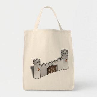 Pared del castillo bolsa