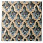 Pared del mosaico, Hassan II Mezquita-Casablanca Azulejo Cuadrado Grande