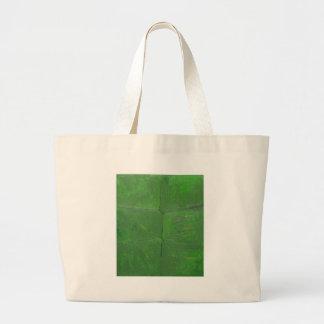 Pared del musgo (modelo texturizado botánico) bolsa