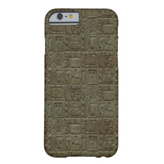 Pared del templo funda para iPhone 6 barely there