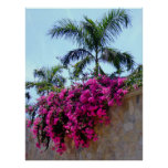 PARED FLORAL POSTERS