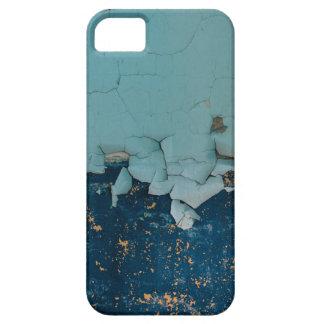 Pared formada escamas, caso del iPhone 6/6S Barely Funda Para iPhone SE/5/5s