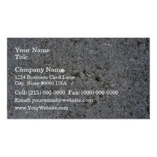 Pared gris concreta texturizada tarjetas de visita