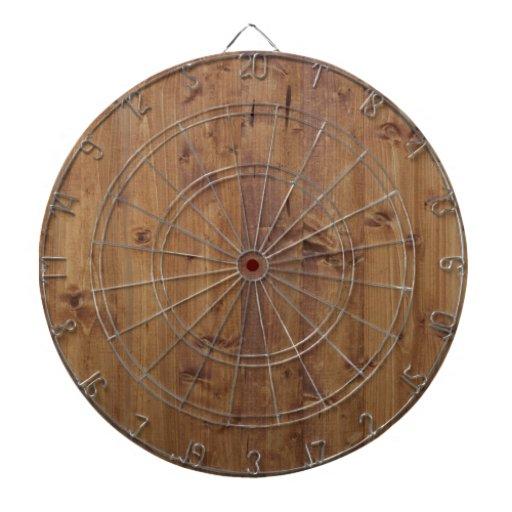 Pared hecha de tablones de madera viejos - Brown