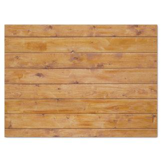 Pared hecha de tablones de madera viejos - Brown Papel De Seda Grande