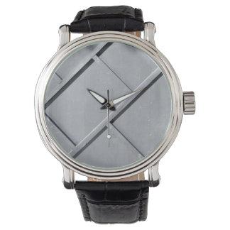 pared modelada relojes