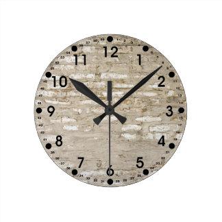 Pared Reloj Redondo Mediano