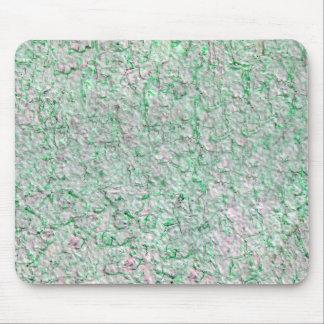 Pared verde mousepads