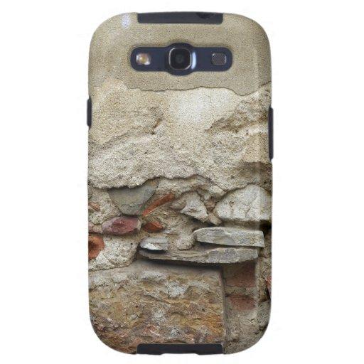 Pared vieja, Florencia, Italia Galaxy S3 Coberturas
