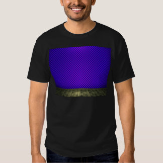 Pared violeta polera