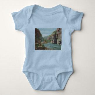 Paredes de Canon, río magnífico (barranco) Mameluco De Bebé