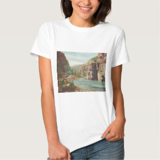 Paredes de Canon, río magnífico (barranco) Polera