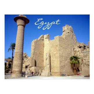 paredes del karnak postales