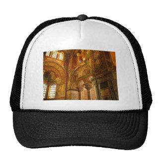 Paredes del mosaico gorras