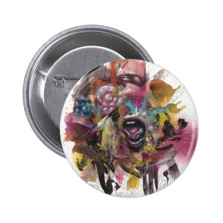 Pareidolia 1 pinback buttons