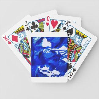 Pareidolia Bicycle Playing Cards