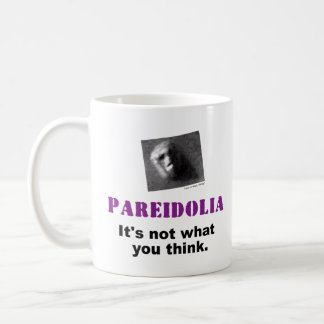 Pareidolia Coffee Mug