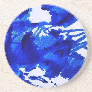 Pareidolia Sandstone Coaster
