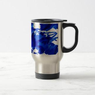 Pareidolia Travel Mug