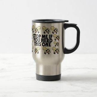 Páreme si usted reúne éste taza de viaje