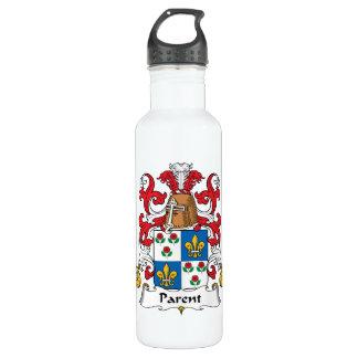Parent Family Crest 24oz Water Bottle