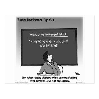 Parent Involvement Tip #1