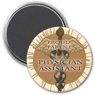 Parent Physician Assistant Fridge Magnet