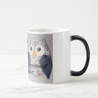 Parent with Baby Owl Mug