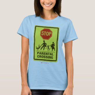 Parental Crossing Women's T-Shirts