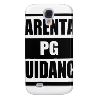 Parental Guidance PG Galaxy S4 Cover