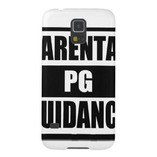 Parental Guidance PG Galaxy S5 Covers