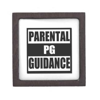 Parental Guidance PG Premium Jewelry Boxes