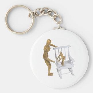 ParentCalmToddler120709 copy Basic Round Button Keychain