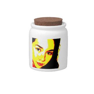 Parentescos maníacos 5 jarra para caramelo
