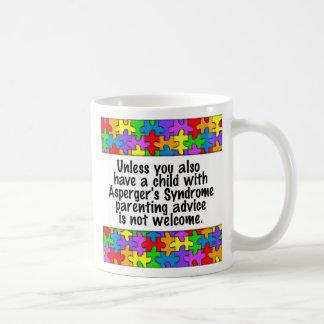 Parenting Advice Coffee Mug