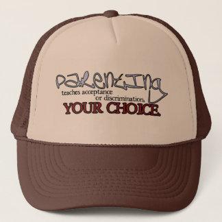 Parenting Choice Hat