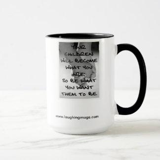 Parenting Example Mug