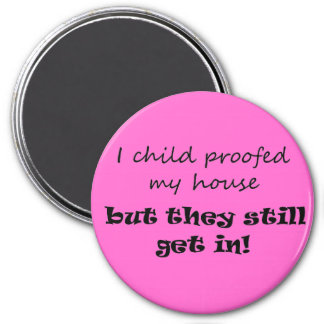 Parenting humor joke quote novelty fridge magnets