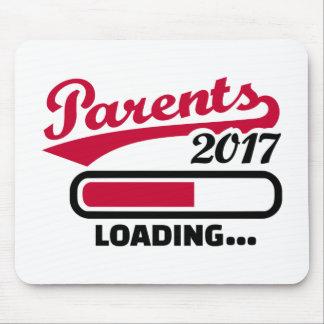 Parents 2017 mouse pad